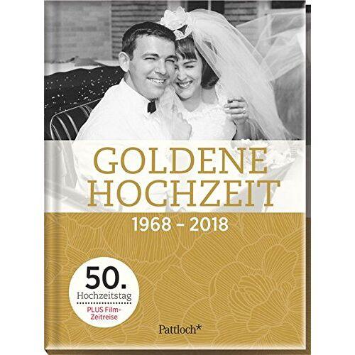 - Goldene Hochzeit: 1968 - 2018 - Preis vom 20.02.2020 05:58:33 h