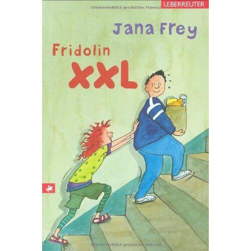 Jana Frey - Fridolin XXL - Preis vom 23.02.2021 06:05:19 h