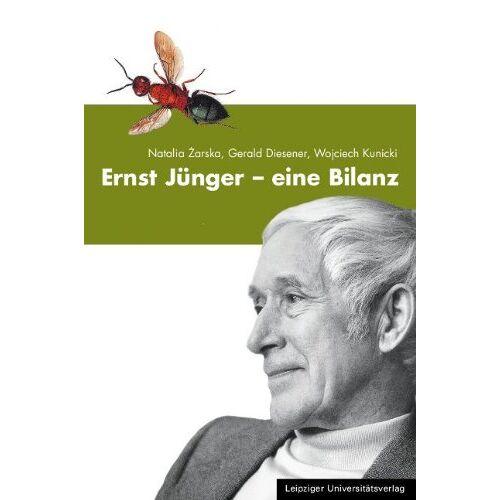 Natalia Żarska - Ernst Jünger - eine Bilanz - Preis vom 20.10.2020 04:55:35 h