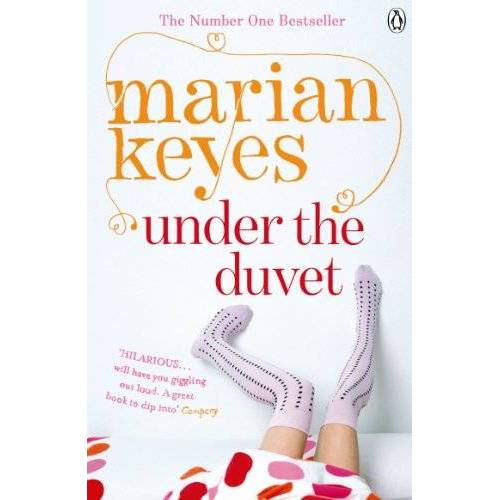 Marian Keyes - Under The Duvet - Preis vom 14.01.2021 05:56:14 h