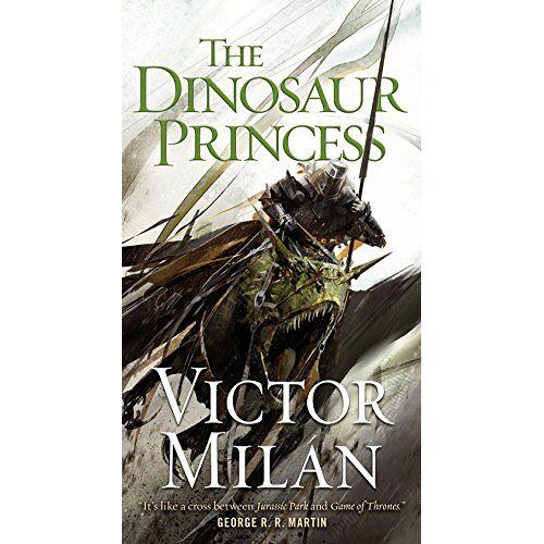 Victor Milan - The Dinosaur Princess (Dinosaur Lords) - Preis vom 21.01.2020 05:59:58 h