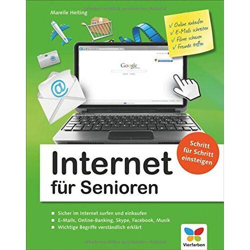 Mareile Heiting - Internet für Senioren: Aktuell zu Windows 10 und dem neuen Browser Edge - Preis vom 04.05.2021 04:55:49 h