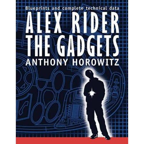 Anthony Horowitz - Alex Rider: The Gadgets - Preis vom 27.02.2021 06:04:24 h