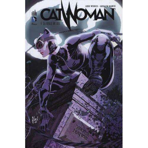 - Catwoman, Tome 1 : La règle du jeu - Preis vom 23.02.2021 06:05:19 h