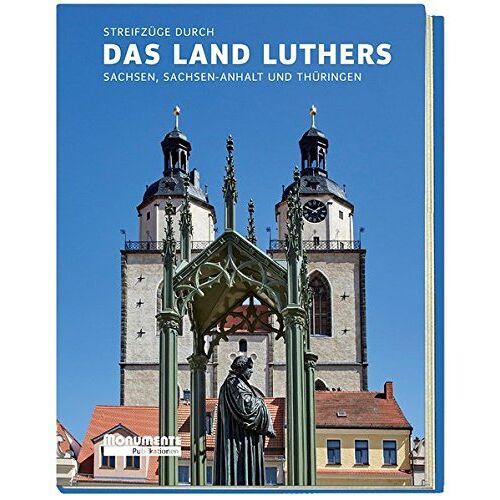 - Streifzüge durch das Land Luthers: Sachsen, Sachsen-Anhalt und Thüringen - Preis vom 20.10.2020 04:55:35 h