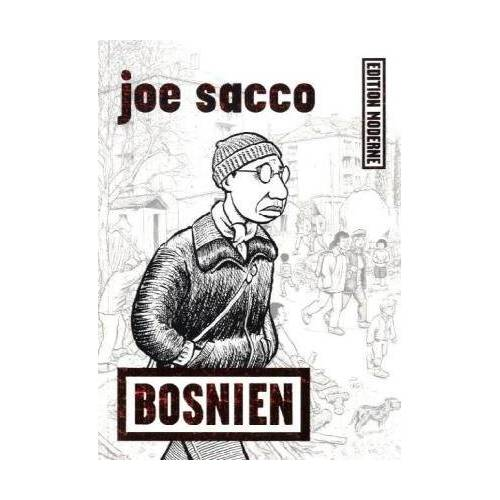 Joe Sacco - Bosnien - Preis vom 18.10.2020 04:52:00 h