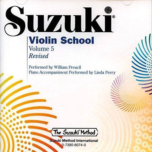 - Suzuki Violin School (The Suzuki Method, Band 5) - Preis vom 05.09.2020 04:49:05 h