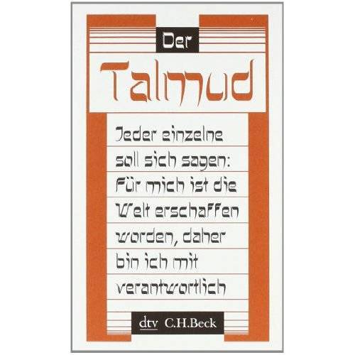 - Der Talmud Die Sprüche der Väter - Preis vom 23.02.2021 06:05:19 h