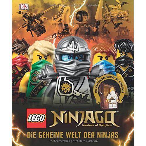 - LEGO® Ninjago. Die geheime Welt der Ninjas - Preis vom 30.03.2020 04:52:37 h