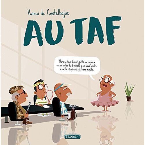 Castelbajac, Vaïnui de - Au taf - Preis vom 24.02.2021 06:00:20 h