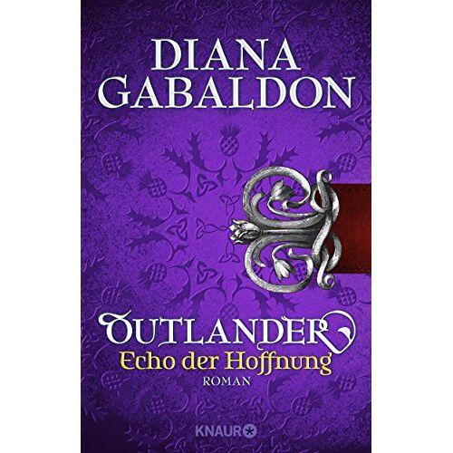 Diana Gabaldon - Outlander - Echo der Hoffnung: Roman (Die Outlander-Saga, Band 7) - Preis vom 20.01.2021 06:06:08 h