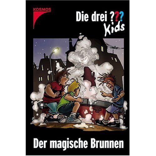 Ulf Blanck - Die drei Fragezeichen-Kids, Bd.16, Der magische Brunnen - Preis vom 20.10.2020 04:55:35 h