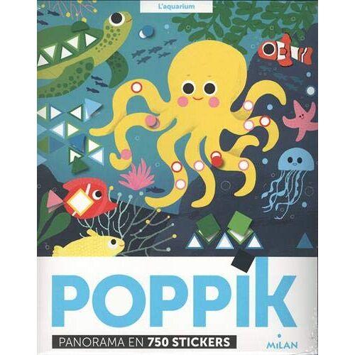- Aquarium (Poppik Panorama-stickers) - Preis vom 23.02.2021 06:05:19 h