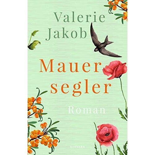 Valerie Jakob - Mauersegler - Preis vom 25.02.2021 06:08:03 h