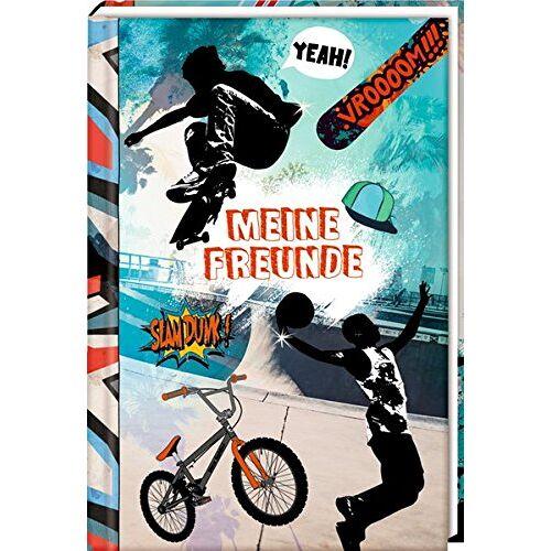 - Freundebuch – Meine Freunde - Sport - Preis vom 09.04.2020 04:56:59 h