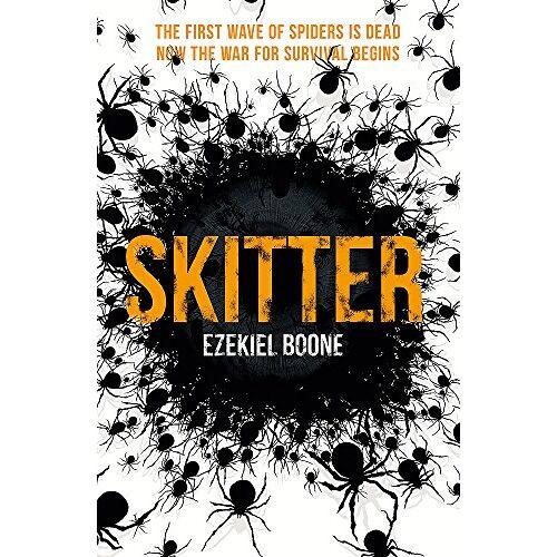 Ezekiel Boone - Skitter - Preis vom 20.04.2021 04:49:58 h