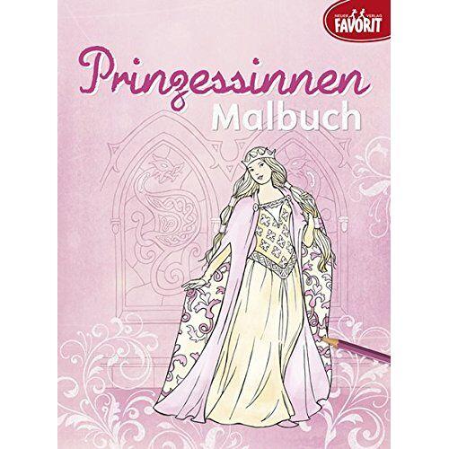 - Prinzessinnen - Malbuch - Preis vom 17.07.2019 05:54:38 h