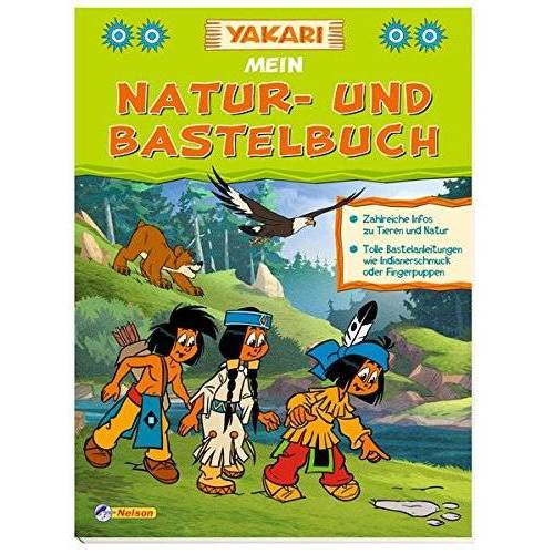 - Yakari: Mein Natur- und Bastelbuch - Preis vom 20.09.2019 05:33:19 h