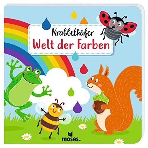 Sandra Kretzmann - Krabbelkäfer - Welt der Farben - Preis vom 25.02.2021 06:08:03 h