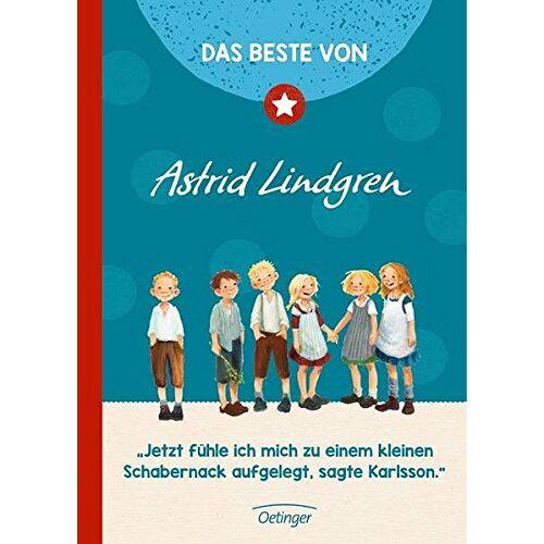 Astrid Lindgren - Das Beste von Astrid Lindgren - Preis vom 20.10.2020 04:55:35 h