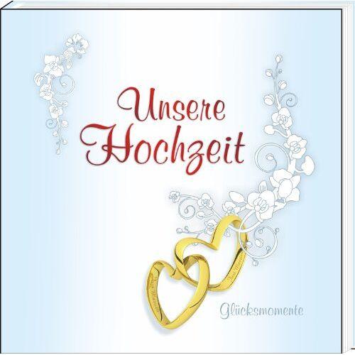 Andrea Verlag - Hochzeitsalbum: Album für die schönsten Erinnerungen des Lebens - Preis vom 18.11.2019 05:56:55 h