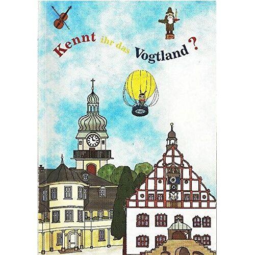 Marion Lange - Kennt ihr das Vogtland? - Preis vom 20.10.2020 04:55:35 h