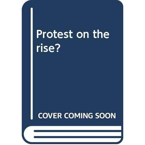 Tom Mannewitz - Protest on the Rise? (Actas UFV, Band 2) - Preis vom 05.05.2021 04:54:13 h