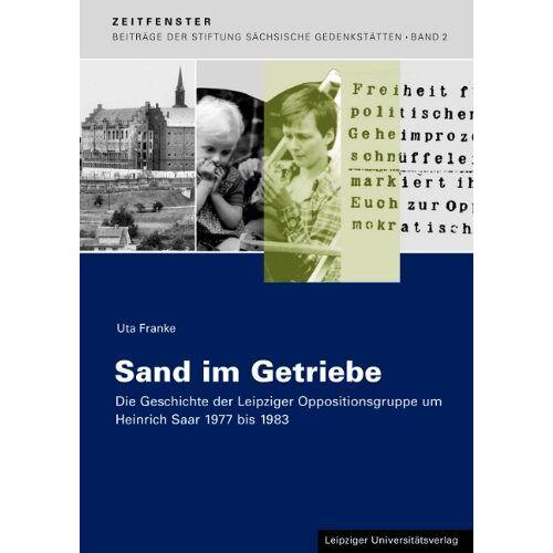 Uta Franke - Franke, U: Sand im Getriebe - Preis vom 27.02.2021 06:04:24 h