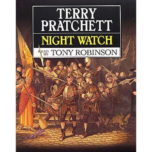 Terry Pratchett - Night Watch: (Discworld Novel 29) (Discworld Novels, Band 29) - Preis vom 05.09.2020 04:49:05 h