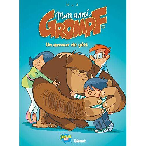 Nob - Mon ami Grompf, Tome 10 : Un amour de yéti (Mon Ami Grompf (10)) - Preis vom 20.10.2020 04:55:35 h