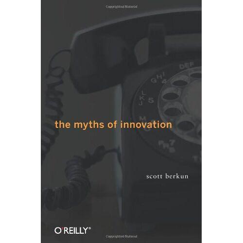 - The Myths of Innovation - Preis vom 25.02.2021 06:08:03 h