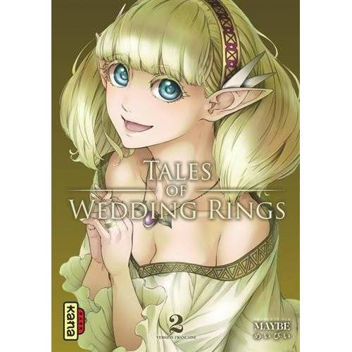- Tales of the Wedding Rings, Tome 2 : - Preis vom 05.04.2020 05:00:47 h
