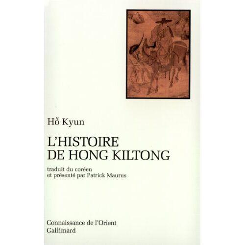 Kyun Ho - L'histoire de Hong Kiltong (Conn Orient 2) - Preis vom 06.05.2021 04:54:26 h