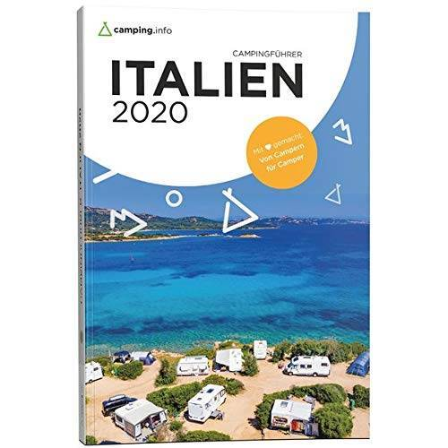 Camping.info GmbH - Camping.info Campingführer Italien 2020 - Preis vom 07.03.2021 06:00:26 h