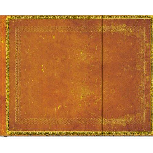 Paperblanks Book Company - Faux Leder Patina - Notizbuch Gästebuch Unliniert - Paperblanks - Preis vom 20.10.2020 04:55:35 h