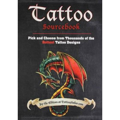 TattooFinder.com - Tattoo Sourcebook: Pick and Choose from Thousands of the Hottest Tattoo Designs - Preis vom 24.09.2020 04:47:11 h
