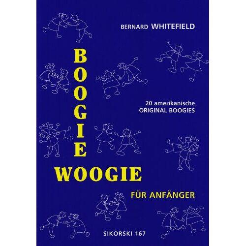 - Boogie Woogie Fuer Anfaenger. Klavier - Preis vom 16.01.2020 05:56:39 h