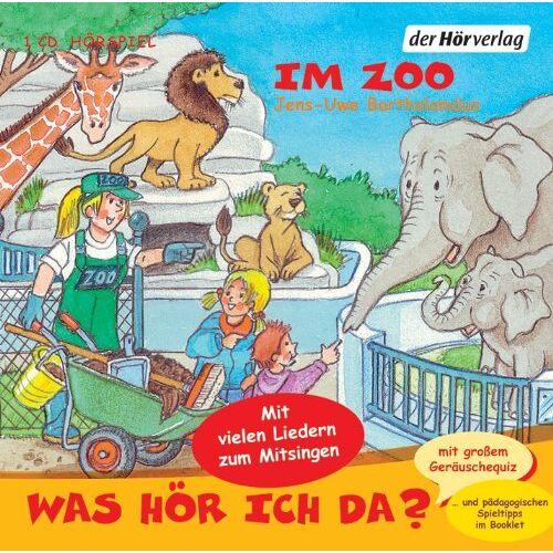 Jens-Uwe Bartholomäus - Was hör ich da? Im Zoo - Preis vom 08.04.2021 04:50:19 h