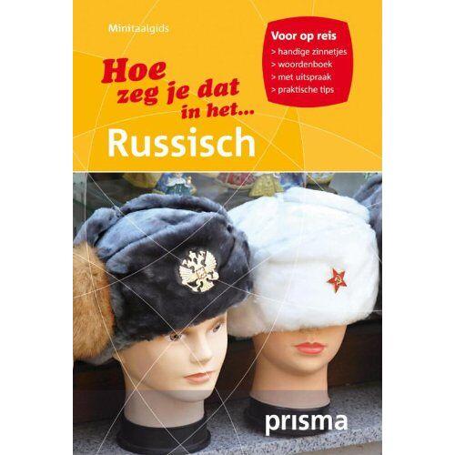 Lingea - Hoe zeg je dat in het Russisch / druk 1: prisma minitaalgids Russisch (Prisma minitaalgidsen) - Preis vom 04.09.2020 04:54:27 h