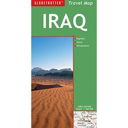 - Iraq (Globetrotter Travel Maps) - Preis vom 18.04.2021 04:52:10 h