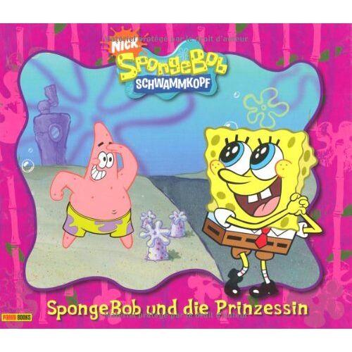 - SpongeBob Schwammkopf, Geschichtenbuch, Bd. 2: SpongeBob und die Prinzessin - Preis vom 04.04.2020 04:53:55 h