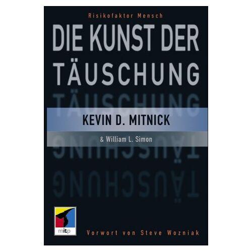 Mitnick, Kevin D. - Die Kunst der Täuschung. - Preis vom 18.10.2020 04:52:00 h