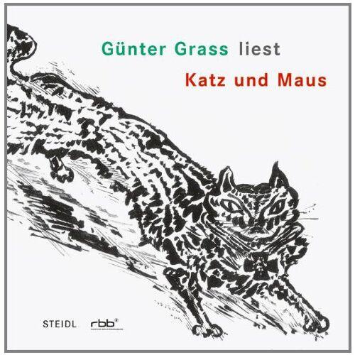 Günter Grass - Günter Grass liest Katz und Maus - Preis vom 20.10.2020 04:55:35 h
