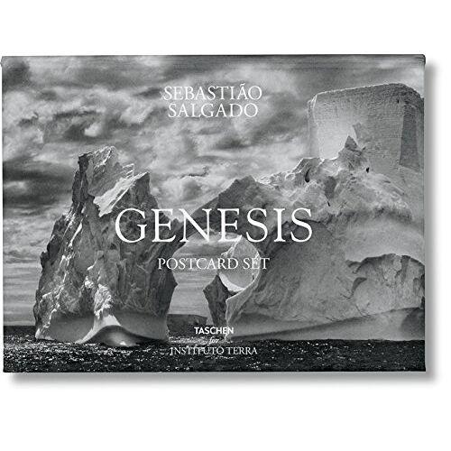 - Sebastiao Salgado, Postcard Set - Preis vom 17.10.2020 04:55:46 h