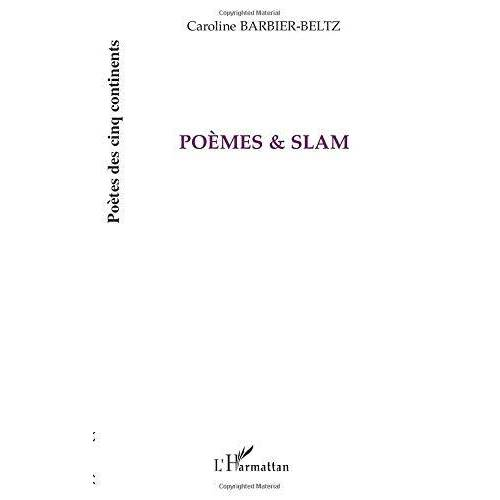 Caroline Barbier-Beltz - Poèmes et slam - Preis vom 11.05.2021 04:49:30 h
