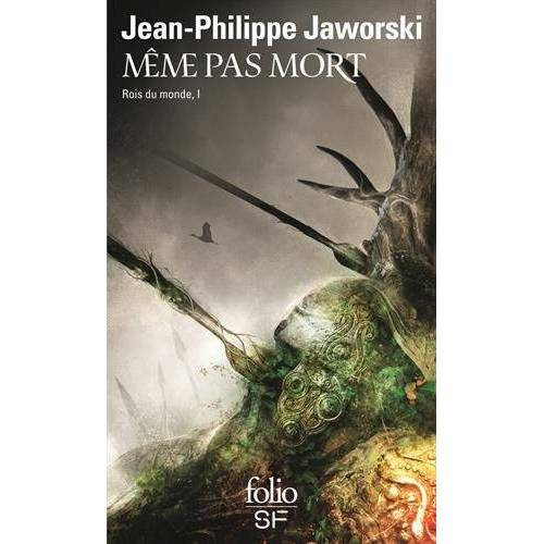Jean-Philippe Jaworski - Rois du monde, Tome 1 : Même pas mort - Preis vom 14.04.2021 04:53:30 h