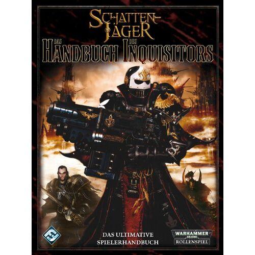 Alan Bligh - Warhammer 40.000: Das Handbuch des Inquisitors: Ein Quellenbuch für Warhammer 40.000 - Preis vom 07.04.2020 04:55:49 h