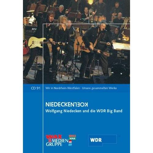 - Niedecken Köln: Wolfgang Niedecken und die WDR Big Band Köln - Preis vom 27.02.2021 06:04:24 h
