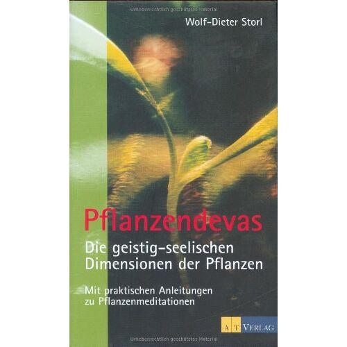 Wolf-Dieter Storl - Pflanzendevas: Die geistig-seelischen Dimensionen der Pflanzen - Preis vom 27.02.2021 06:04:24 h