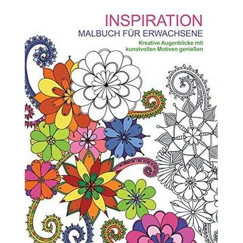 Andrea Sargent - Malbuch für Erwachsene: Inspiration - Preis vom 04.04.2020 04:53:55 h